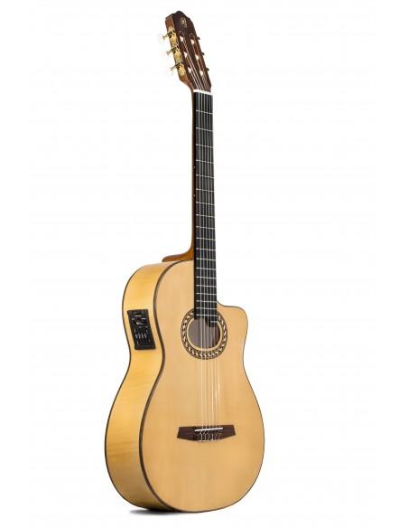 GUITARRA CUTAWAY PRUDENCIO SAEZ MODELO 6CW (59)