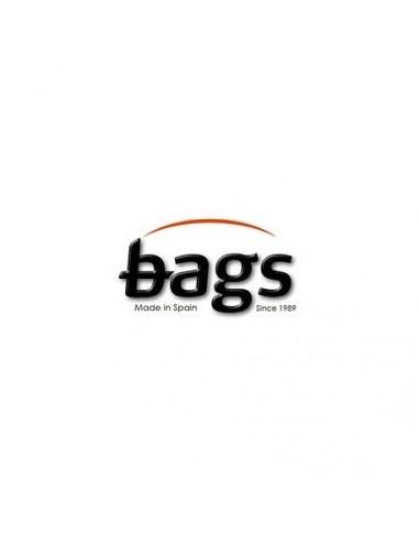 ESTUCHE BAGS 2 TROMBONES TENOR+ALTO ROJO