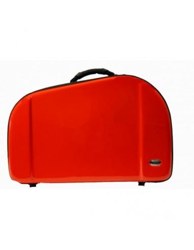 ESTUCHE BAGS TROMPA C/ DESMONTABLE FLIGTH ROJO