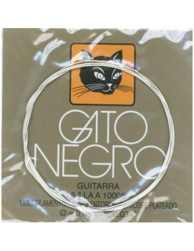 CUERDA GUITARRA  CLASICA GATO NEGRO 5ª - (12)