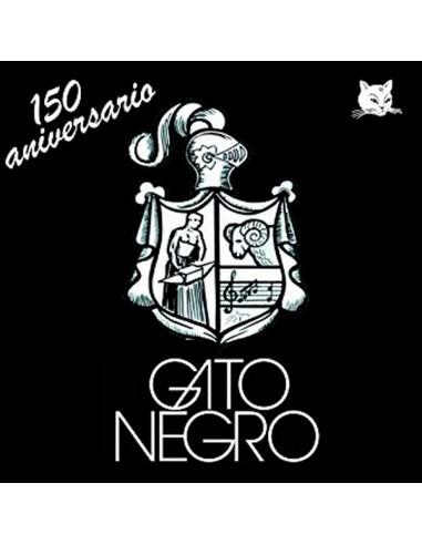 JUEGO CUERDAS GUITARA CLASICA GATO NEGRO 150 ANIVERSARIO