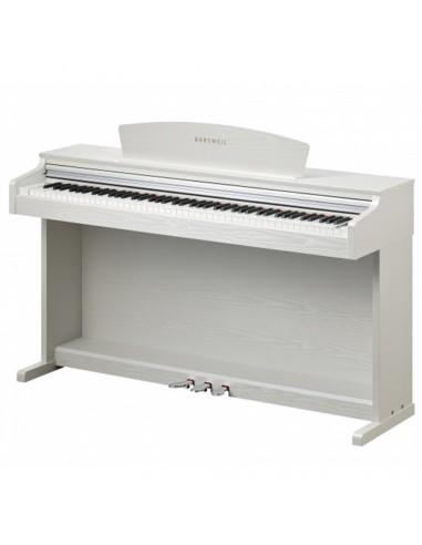 PIANO DIGITAL KURZWEIL M110W BLANCO
