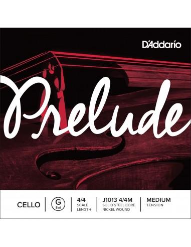 CUERDA VIOLONCHELO 4/4 MED D´ADDARIO PRELUDE G J1013 SOL