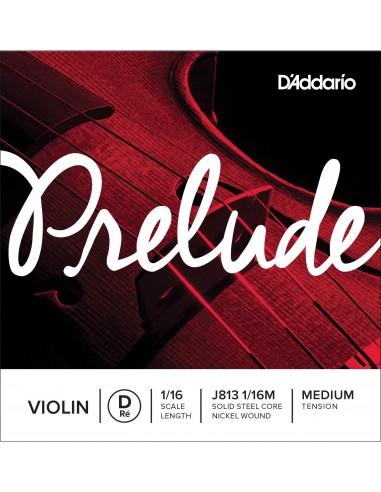 CUERDA VIOLIN 1/16 MED D´ADDARIO PRELUDE D J813