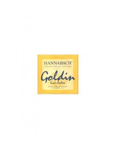 CUERDA 4ª HANNABACH GOLDIN CLASICA 7254-MHT