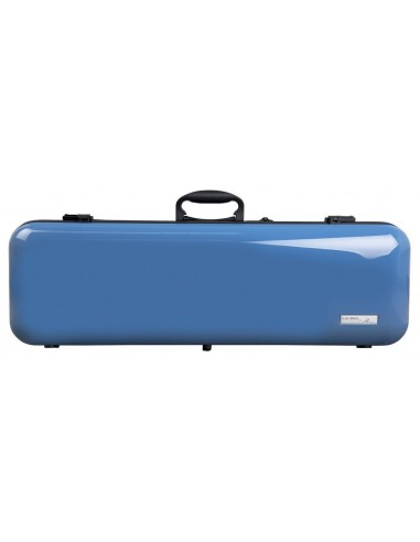 ESTUCHE VIOLIN AIR 2.1  GEWA MADE IN GERMANY AZUL BRILLO