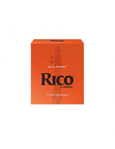 CAÑA CLARINETE SIB. RICO 10BX 4
