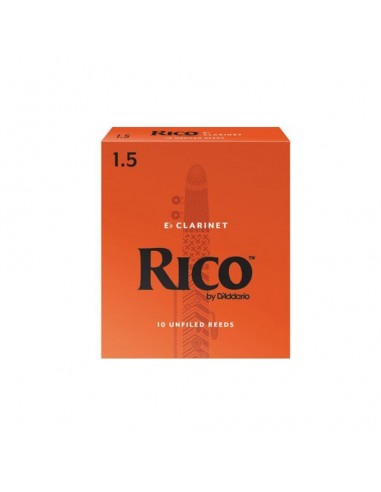 CAÑA CLARINETE MIB. RICO 10BX 1,5