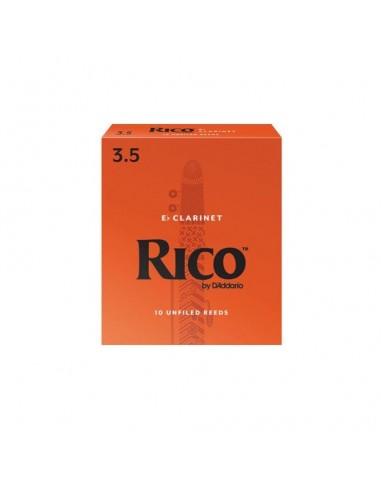 CAÑA CLARINETE MIB. RICO 10BX 3,5