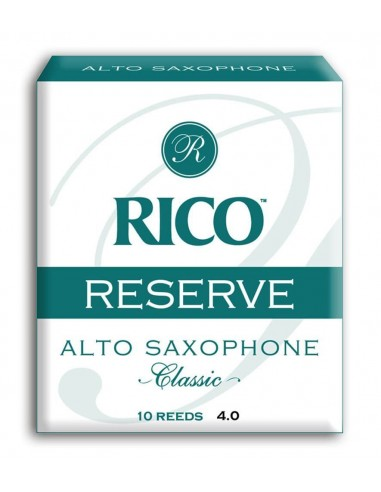 CAÑA SAXO ALTO RICO RESERVE CLASSIC 10BX 4