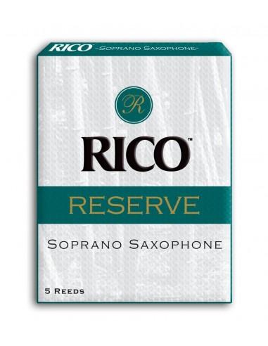 CAÑA SAXO SOPRANO RICO RESERVE 5BX 2,5