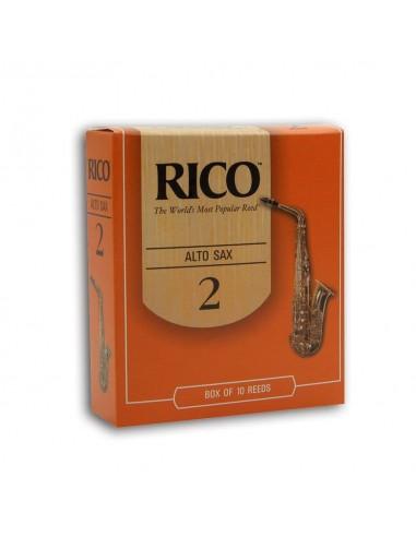 CAÑA SAXO ALTO RICO RESERVE 10BX 2