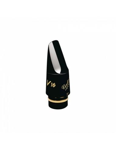 BOQUILLA SAXO SOPRANO VANDOREN V16 DE EBONITA S6 (SM802)