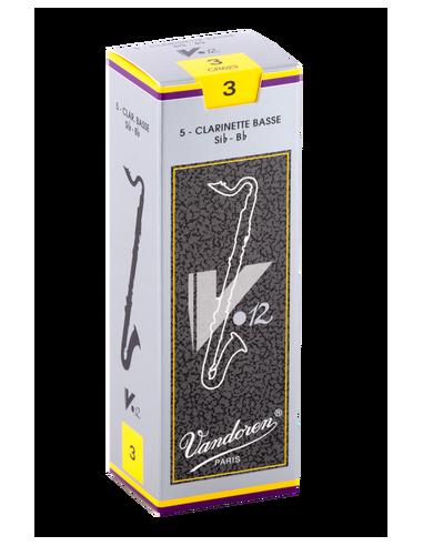 CAÑA CLARINETE BAJO VANDOREN V12 2,5 (CR6225)