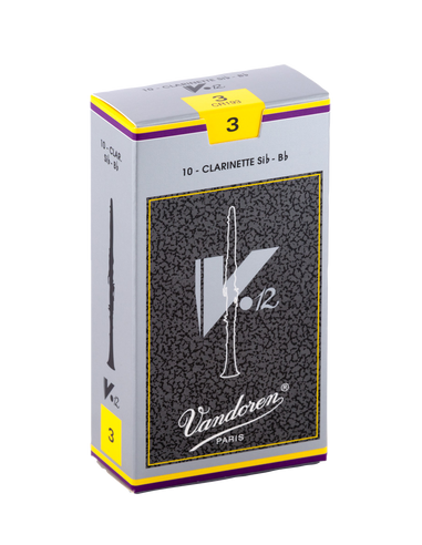 CAÑA CLARINETE SIB. VANDOREN V12 3 (CR193)