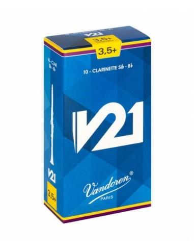 CAÑA CLARINETE SIB. VANDOREN V21 4 (CR804)
