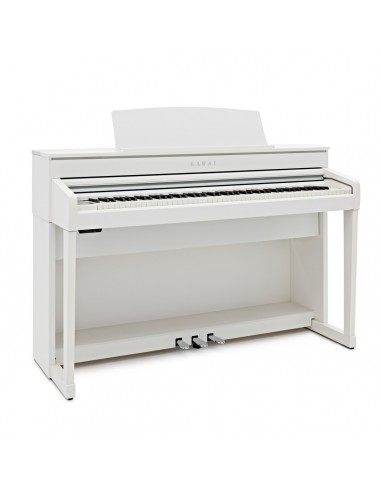 PIANO DIGITAL KAWAI CA79, BLANCO SATINADO