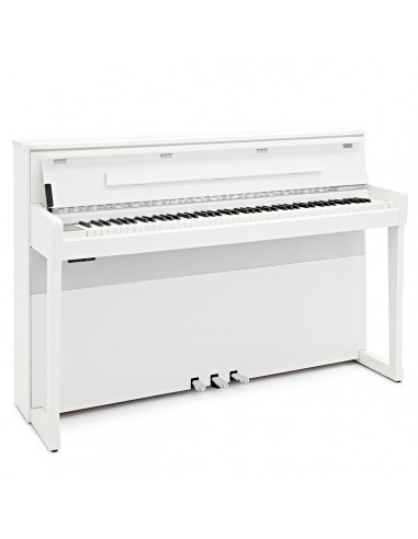 PIANO DIGITAL KAWAI CA99, BLANCO SATINADO