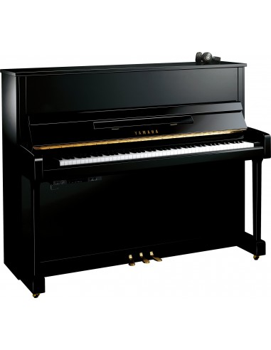 PIANO VERTICAL YAMAHA B2E SC2 PE SILENT