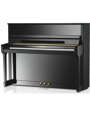 PIANO VERTICAL SCHIMMEL TRADITION C116 Negro pulido
