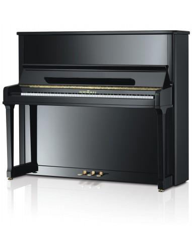 PIANO VERTICAL SCHIMMEL TRADITION C130 Negro pulido