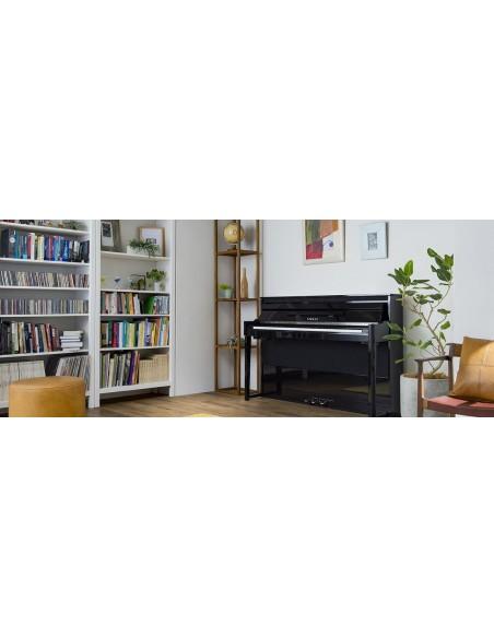 PIANO DIGITAL HIBRIDO YAMAHA HNU1X AVANTGRAND