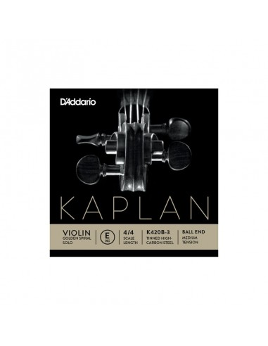 CUERDA VIOLIN D´ADDARIO KAPLAN K311GB