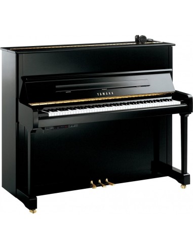PIANO VERTICAL YAMAHA P121M SH PE SILENT