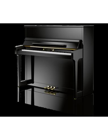 PIANO VERTICAL WILHELM SCHIMMEL TRADITION W118 Negro pulido