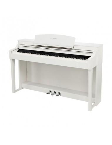 PIANO DIGITAL YAMAHA CSP150WH