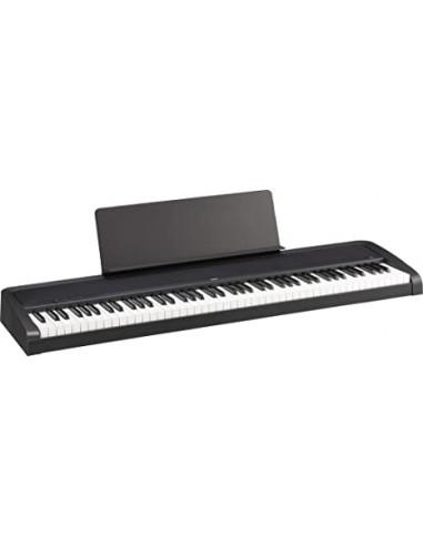 PIANO DIGITAL KORG B2 BK NEGRO