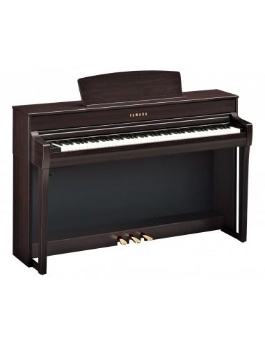 PIANO DIGITAL YAMAHA CLP 745R PALISANDRO