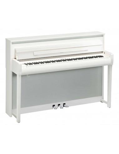 PIANO DIGITAL YAMAHA CLP785PWH Blanco...