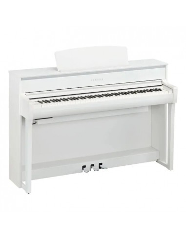 PIANO DIGITAL YAMAHA CLP775WH BLANCO