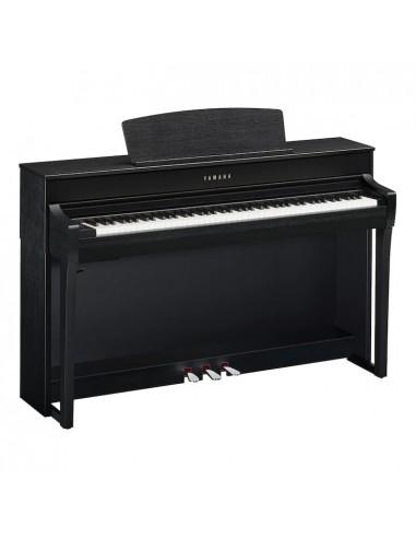 PIANO DIGITAL YAMAHA CLP745B NEGRO