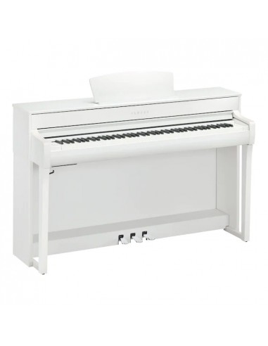 PIANO DIGITAL YAMAHA CLP735WH BLANCO