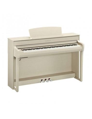 PIANO DIGITAL YAMAHA CLP745WA BLANCO...