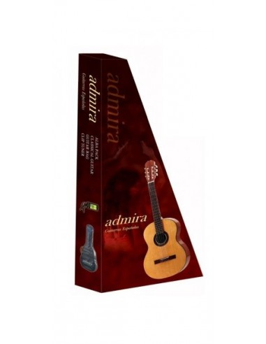 PACK DE GUITARRA ALBA 4/4 INCIACION